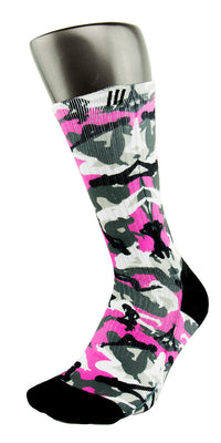 Stripper Camo CES Custom Socks - CustomizeEliteSocks.com - 3