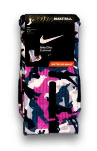 Stripper Camo Custom Elite Socks - CustomizeEliteSocks.com - 1