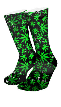 The Chronic Custom Elite Socks - CustomizeEliteSocks.com - 4