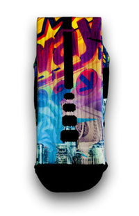 The Empire City Custom Elite Socks - CustomizeEliteSocks.com - 3