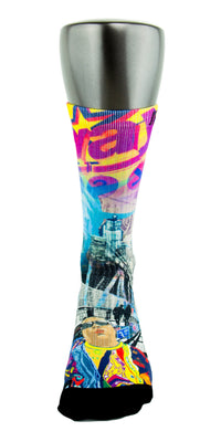 The Empire City CES Custom Socks - CustomizeEliteSocks.com - 2