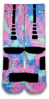 Thyroid Cancer Custom Elite Socks - CustomizeEliteSocks.com - 3