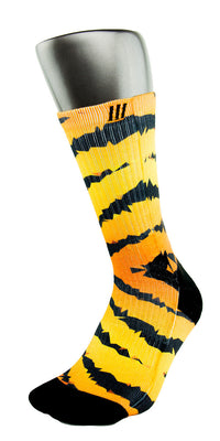 Tigress CES Custom Socks - CustomizeEliteSocks.com - 3