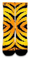 Tigress CES Custom Socks - CustomizeEliteSocks.com - 1