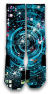 Warp Speed Custom Elite Socks - CustomizeEliteSocks.com - 2