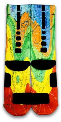 Weatherman Custom Elite Socks - CustomizeEliteSocks.com - 3