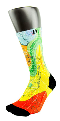 Weatherman CES Custom Socks - CustomizeEliteSocks.com - 3