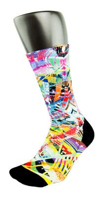 What The MVP CES Custom Socks - CustomizeEliteSocks.com - 3