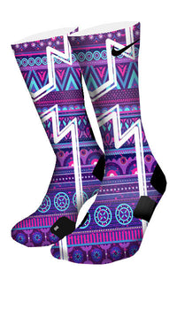 Zoom Custom Elite Socks - CustomizeEliteSocks.com - 4