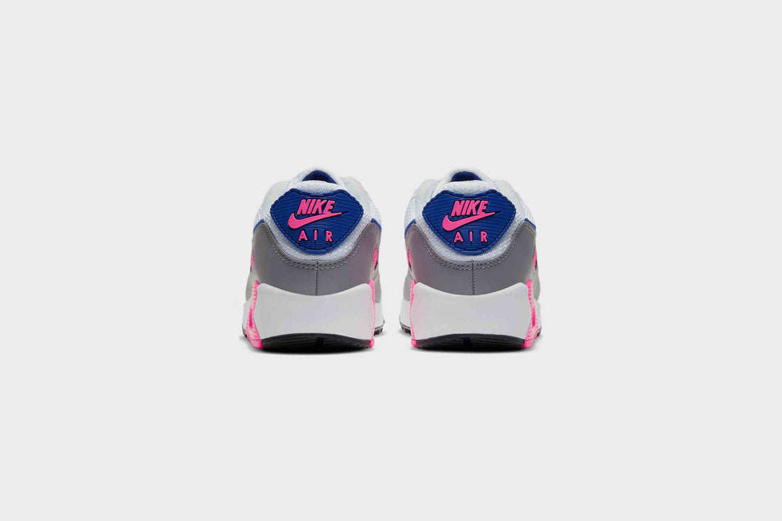 Women's Air Max III White/Vast Grey-Concord