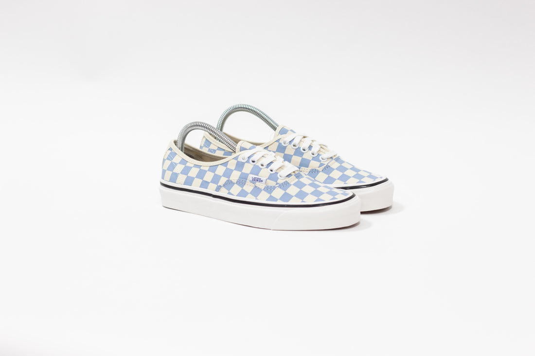 Vans Anaheim UA Authentic 44 DX (OG Light Blue/OG Checker)