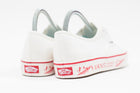 Vans x Penn UA ComfyCush Authentic (Blanc De Blanc/Red)