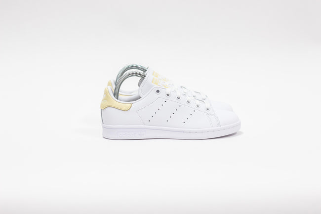Adidas Stan Smith (Cloud White/Easy Yellow)