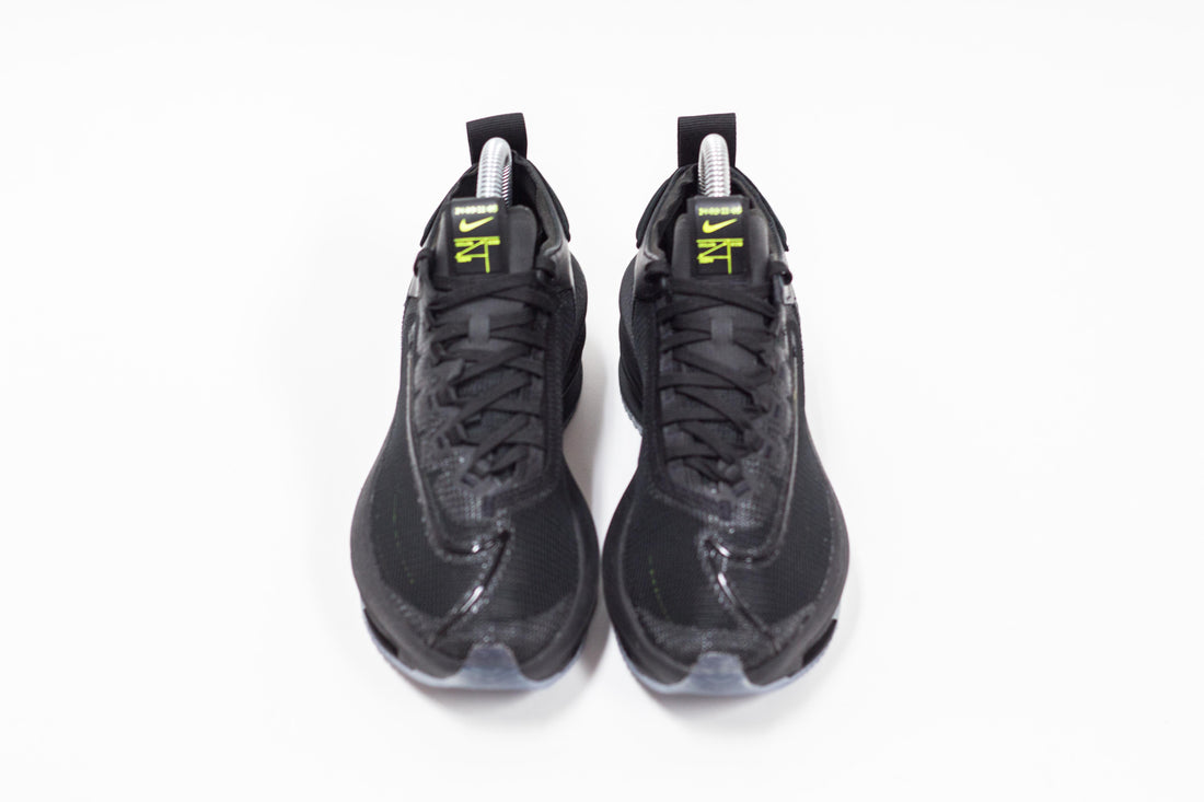 WMNS Nike Zoom Double Stacked (Black/Volt-Black)