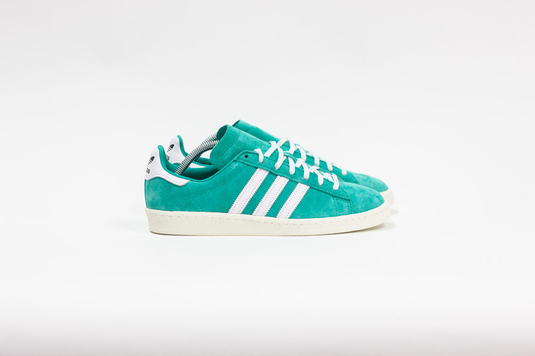 Adidas Campus 80s (Shock Mint/Footwear White/Core Black)
