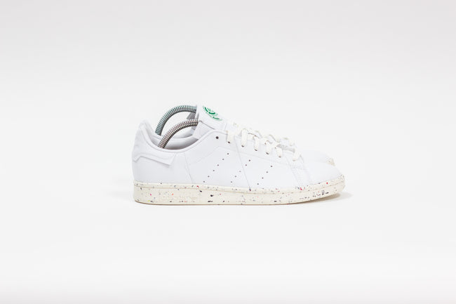 Adidas Stan Smith Vegan (Cloud White/Off White/Green)