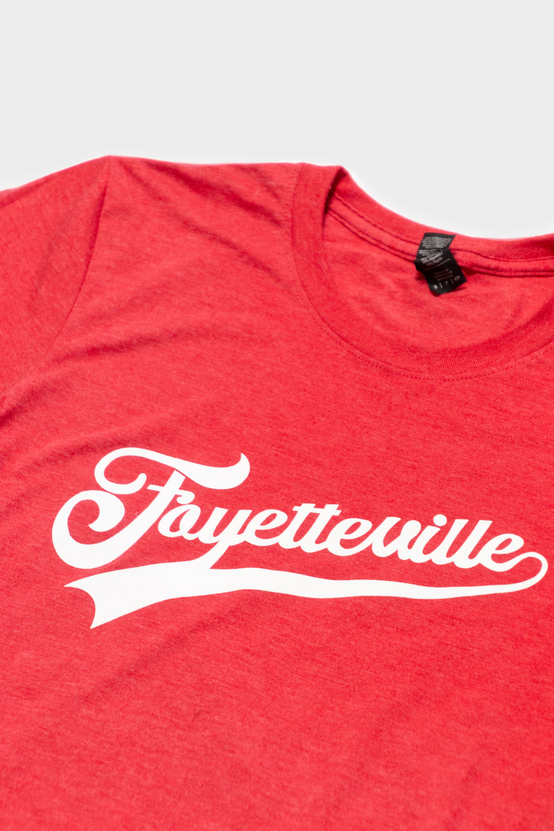 Kreative Dimensions Fayetteville Tee (Red Heather/White)