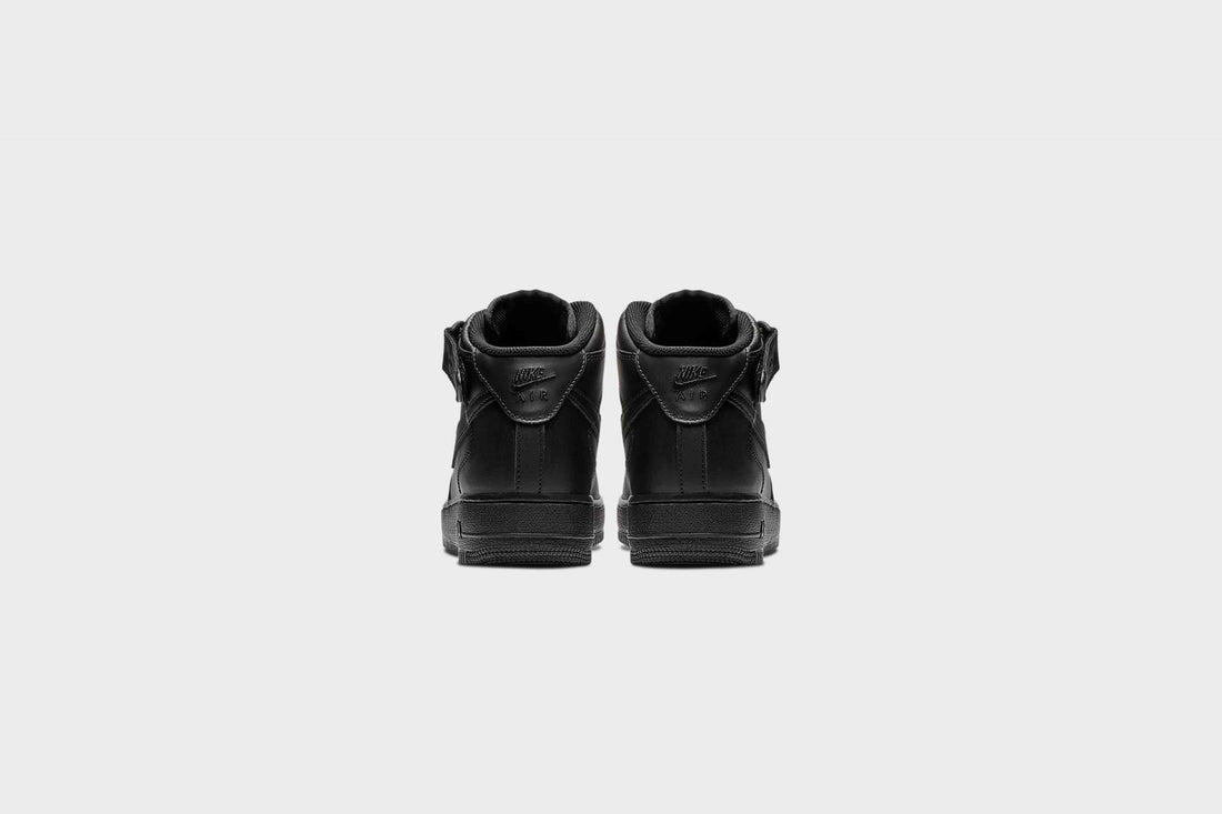 Air Force 1 Mid '07 Black/Black-Black