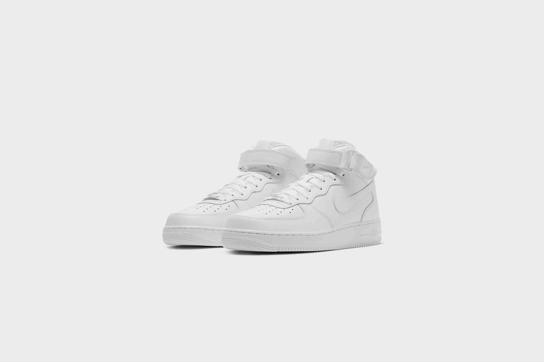Air Force 1 Mid '07 White/White