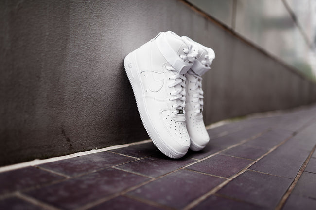 Nike Air Force 1 High '07 (White/White)