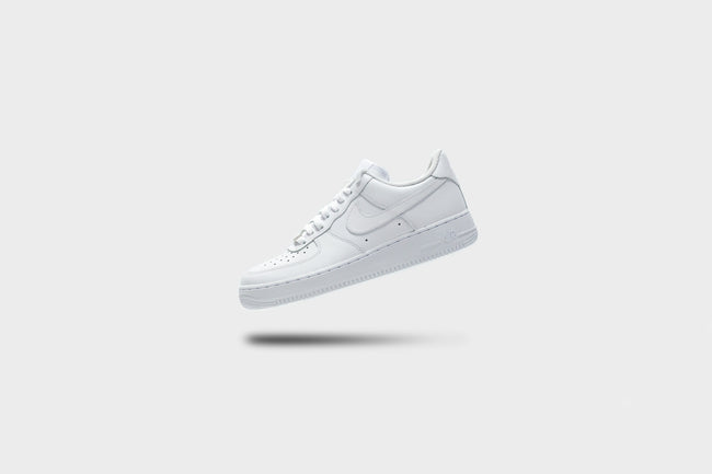 WMNS Nike Air Force 1 '07 (White/White)