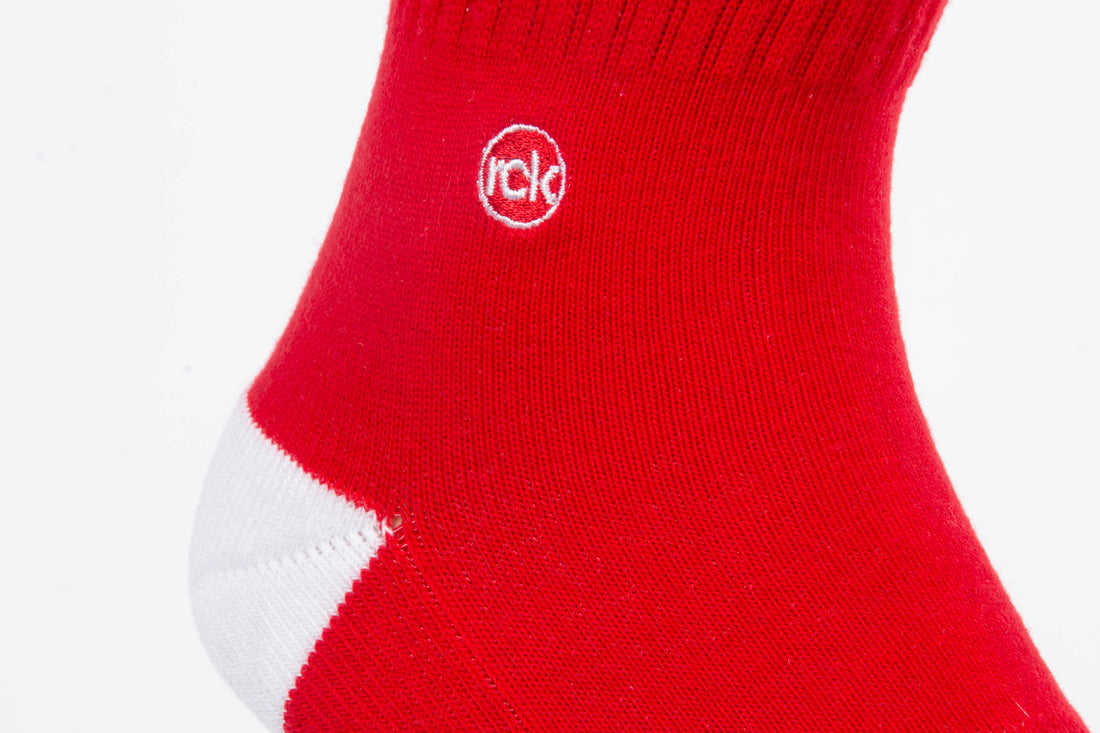 Arkansocks The Tailgater RCK (Red)