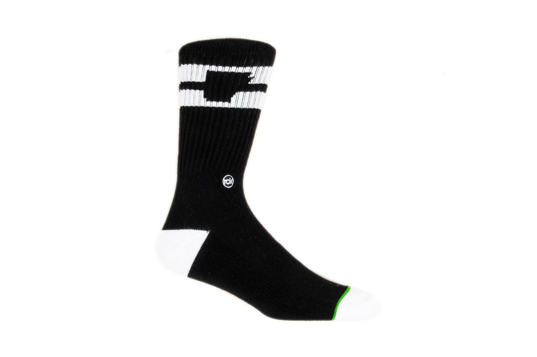 Arkansocks The Tailgater RCK (Black)