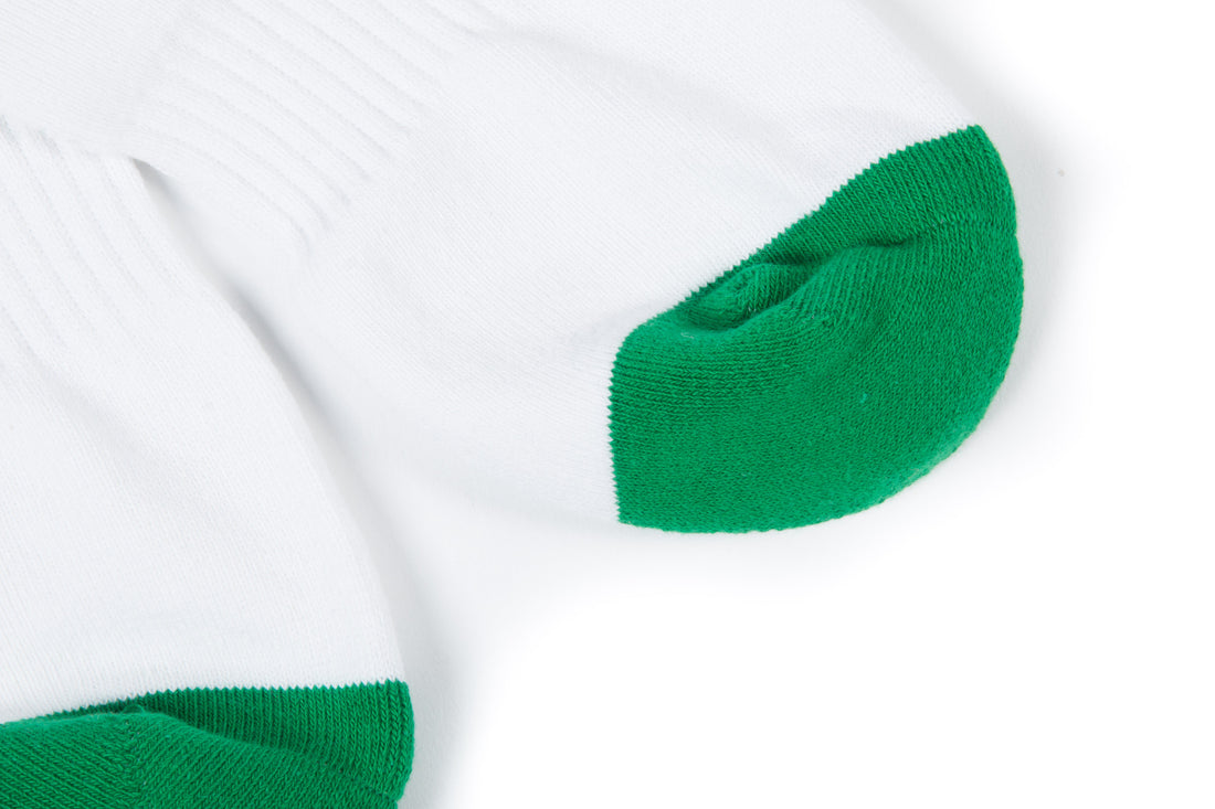 Arkansocks The Tailgater (Green/Maize)