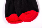 Arkansocks The Tailgater (Black/Varsity Red)