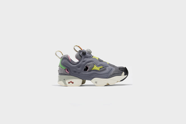 Reebok Tom and Jerry Instapump Fury OG (Cold Grey 6/Hero Yellow)