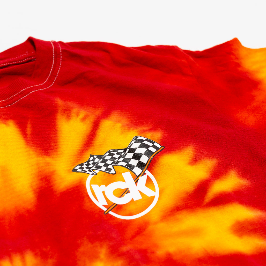Rock City Racing DT Crest SS Tee (Blaze)