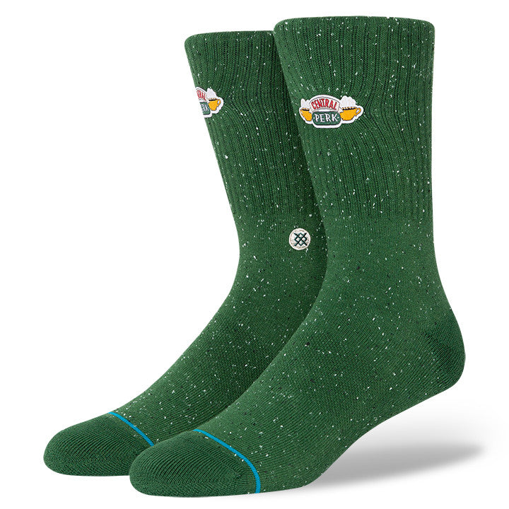 Stance x Friends The Last One Socks (Green)