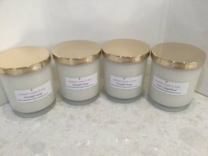 Candles- CMB range - 300 gms scented soy wax