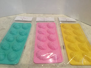 Silicone Easter egg mould