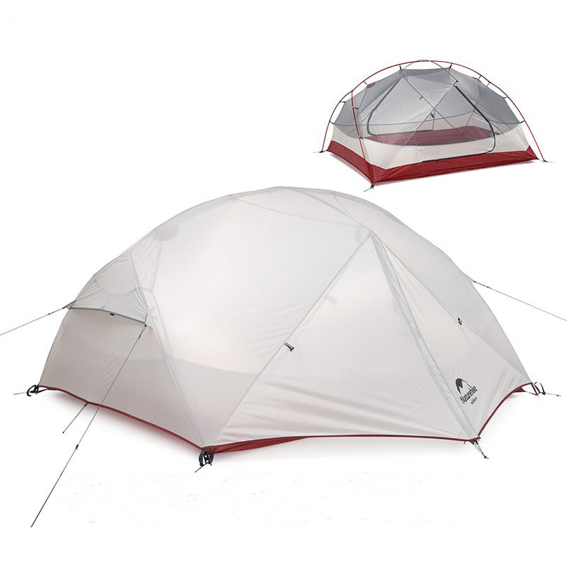 Ultralight 3-Person Tent White