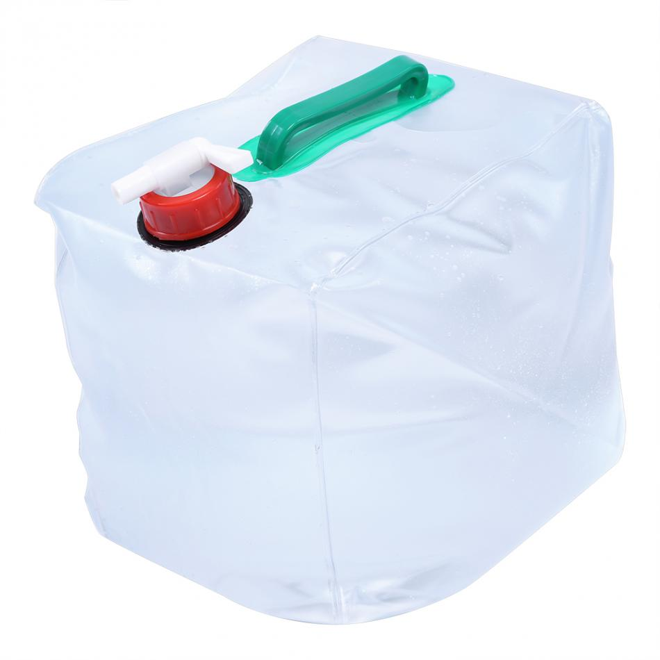 10L Reusable Foldable Water Bag