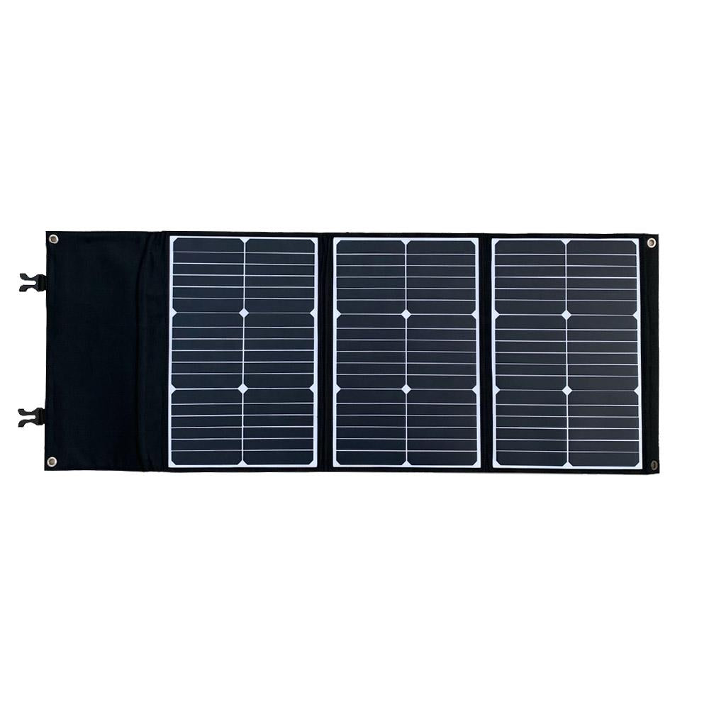 60W Solar Charger Flexible Solar Panel