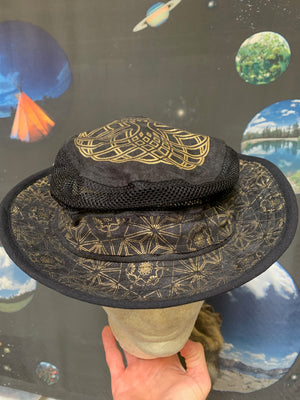 Sun Brim Safari Hat