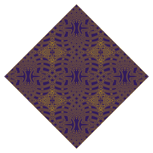 Purple-Gold