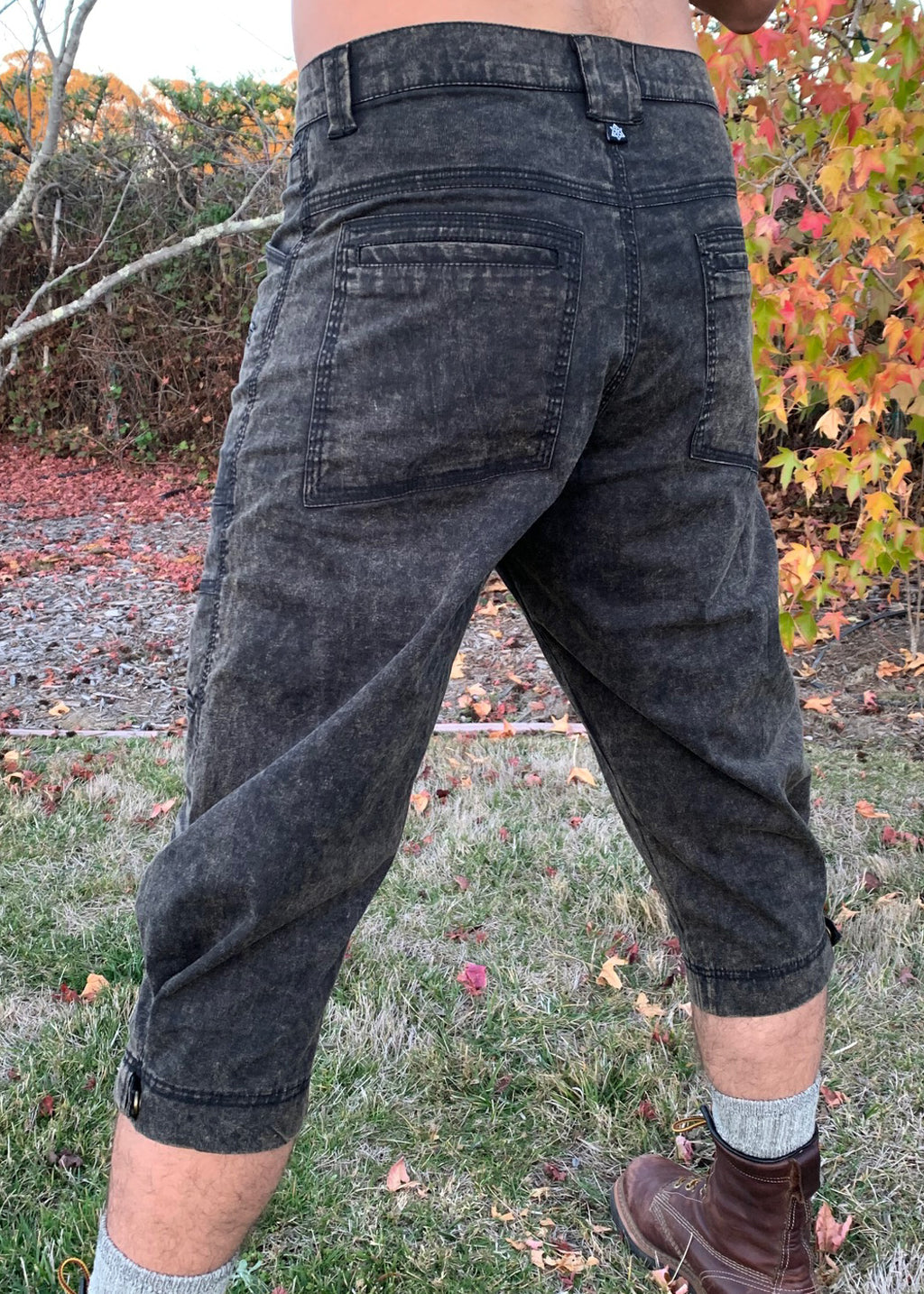 DMB Shorts - Stonewashed