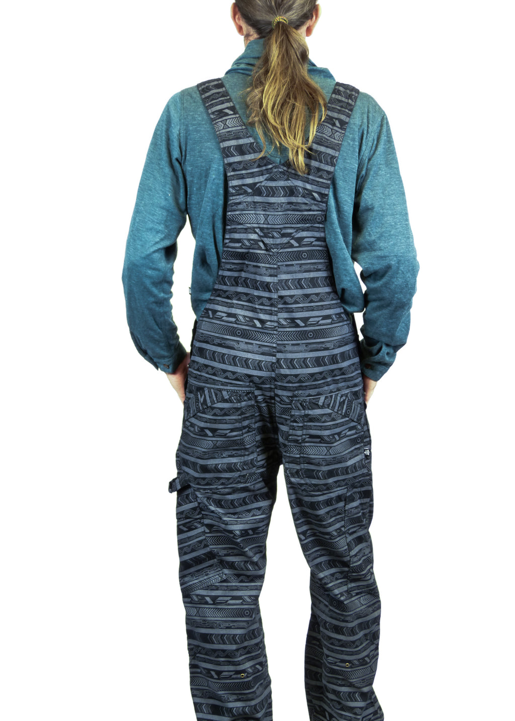 Men's OverAlls - Circuit-Stripes