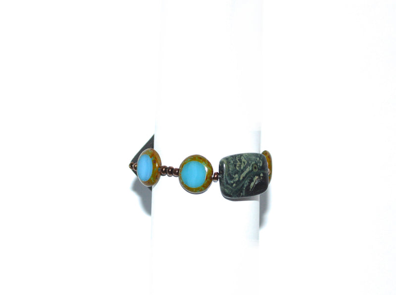 Gala Walks With Nature Stone Bahjah Ring