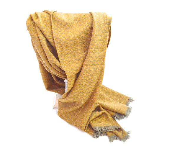 Men's Dylan ButterScotch Vegan Scarf