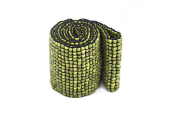 Green Beaded Belt