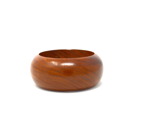 Adam Wood Bangle Bracelet