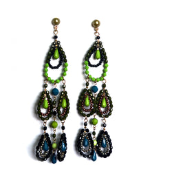 Moroccan Queen Earrings