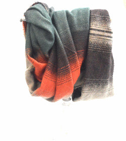 Native Infinity Oversized Vegan Scarf