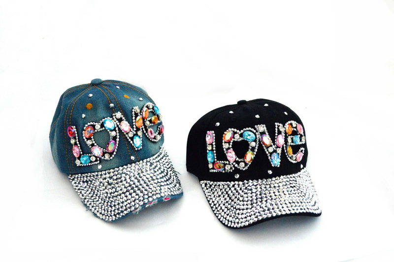 Live Free ~Give Love Vegan Hats