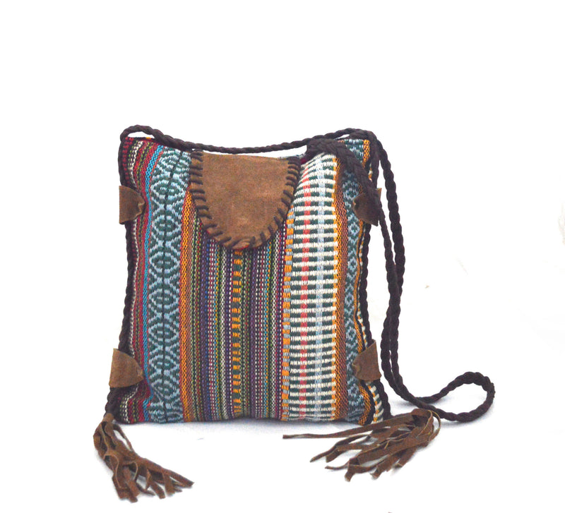 Sadie Bohemian Crossbody Vegan Bag