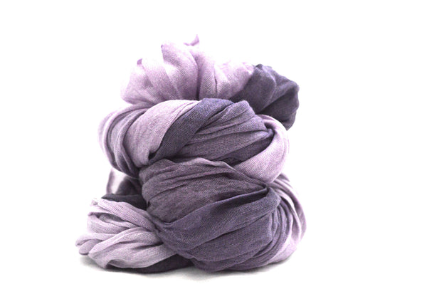 Purple Vegan Scarf